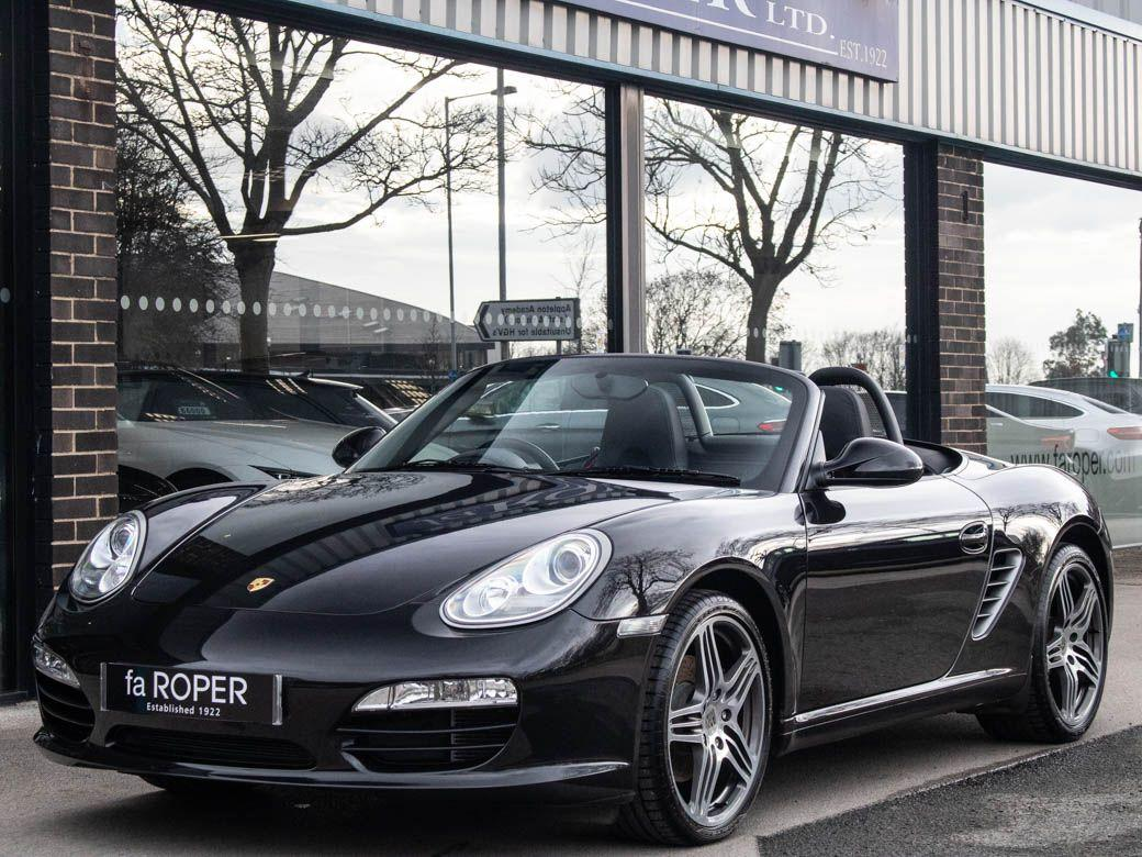 Porsche Boxster 3.4 S 6 Speed Manual Convertible Petrol Basalt Black MetallicPorsche Boxster 3.4 S 6 Speed Manual Convertible Petrol Basalt Black Metallic at fa Roper Ltd Bradford
