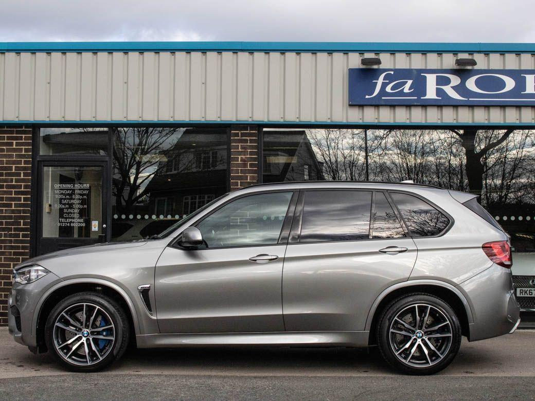 BMW X5 M xDrive 4.4 X5M Auto Estate Petrol Donnington Grey Metallic