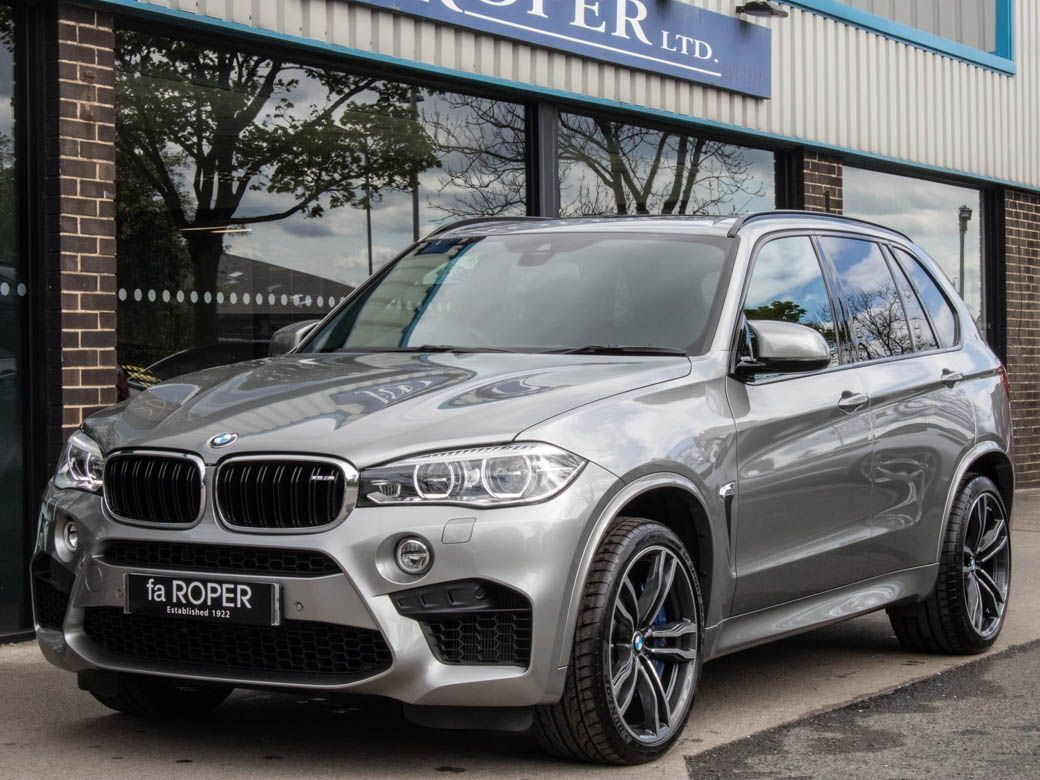 BMW X5 M 4.4 xDrive X5 M Auto Estate Petrol Donnington Grey Metallic