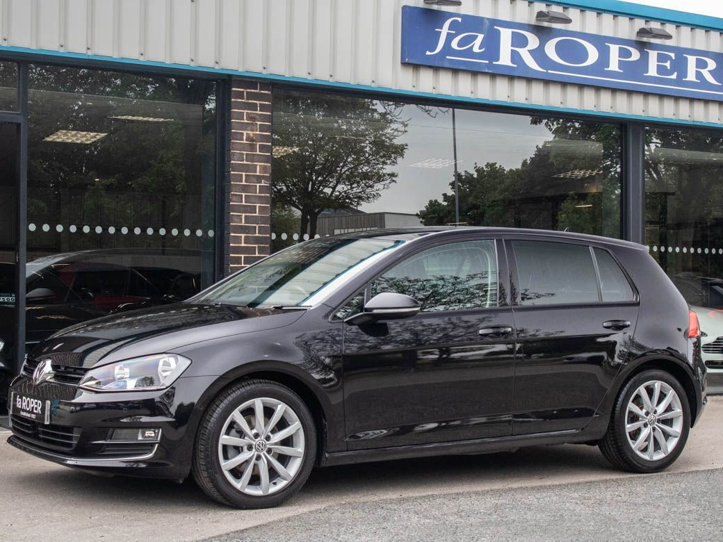 Volkswagen Golf 1.4 TSI GT 5 door DSG 150ps Hatchback Petrol Deep Black Pearl