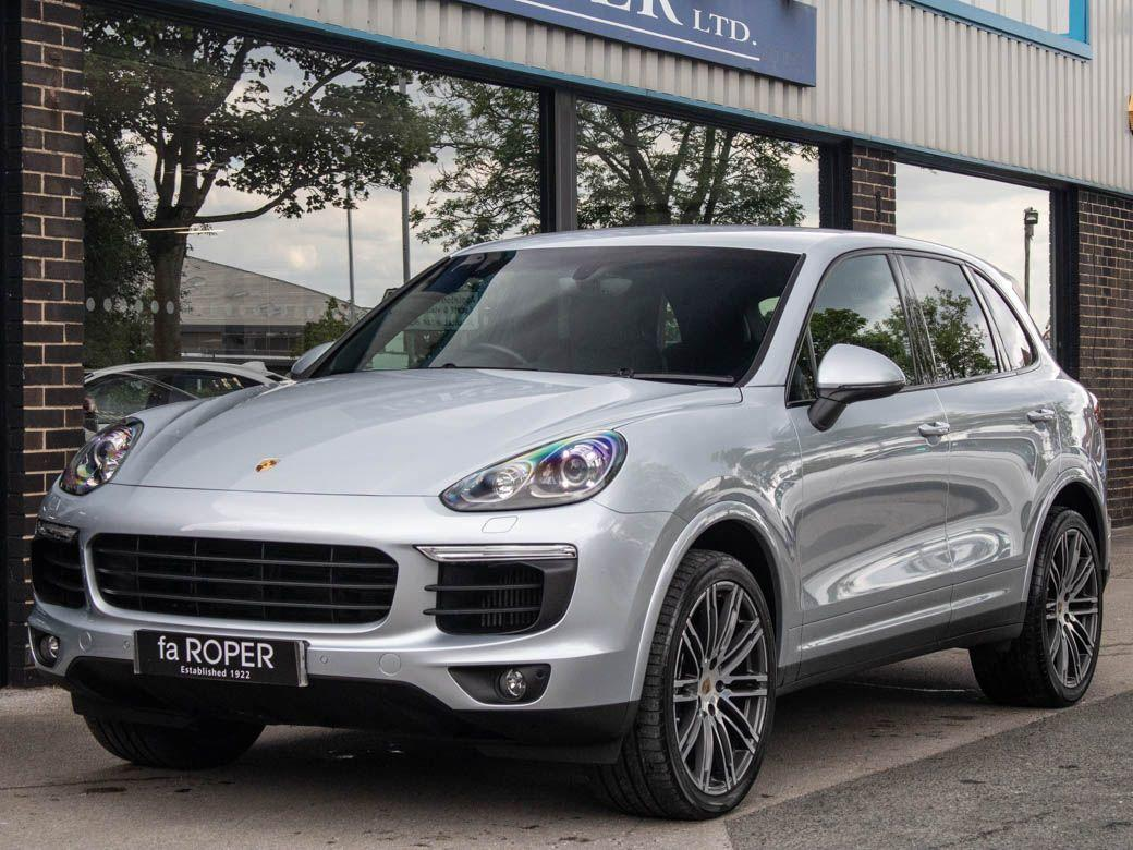 Porsche Cayenne 3.0 TD Platinum Edition Tiptronic S Estate Diesel Rhodium Silver MetallicPorsche Cayenne 3.0 TD Platinum Edition Tiptronic S Estate Diesel Rhodium Silver Metallic at fa Roper Ltd Bradford