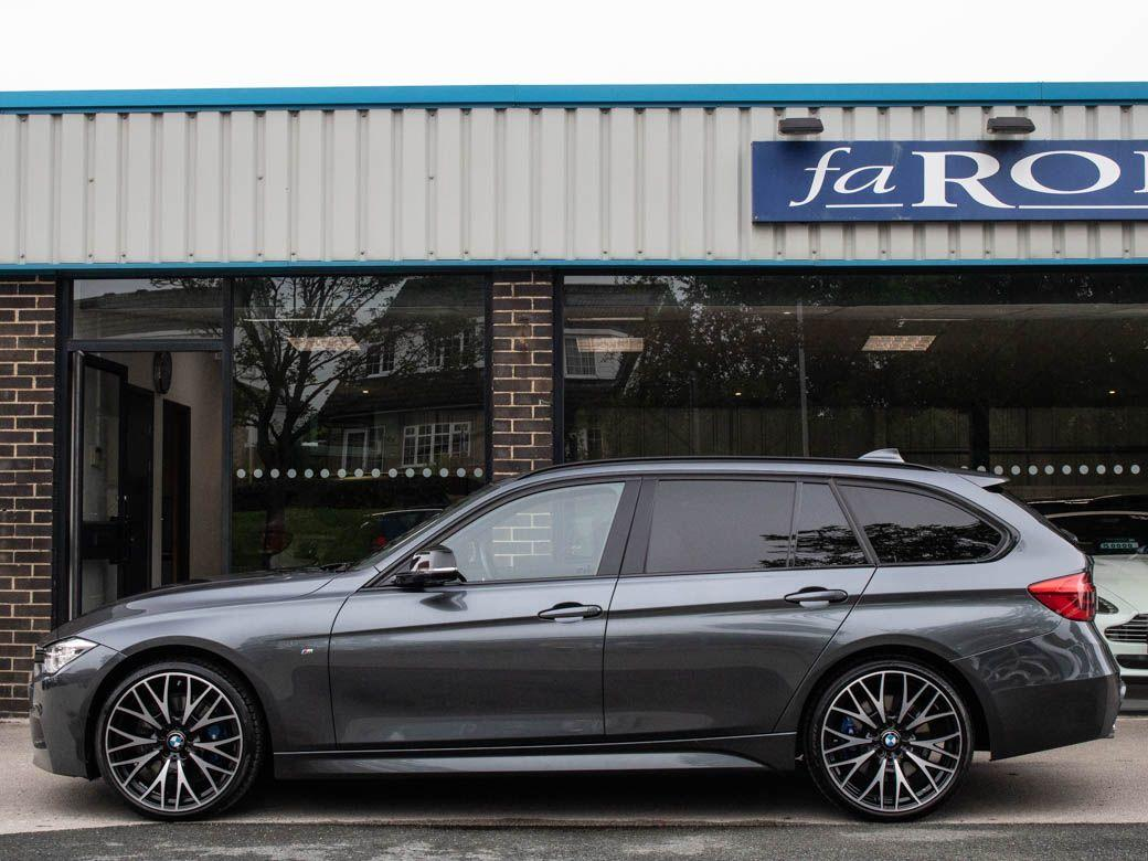 BMW 3 Series 3.0 335d xDrive M Sport Plus Pack Touring Auto Estate Diesel Mineral Grey Metallic