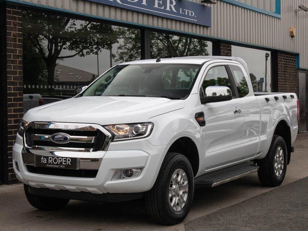 Ford Ranger 2.2 TDCi XLT Super Cab Pick Up - ( £18750 plus vat ) Pick Up Diesel Frozen WhiteFord Ranger 2.2 TDCi XLT Super Cab Pick Up - ( £18750 plus vat ) Pick Up Diesel Frozen White at fa Roper Ltd Bradford