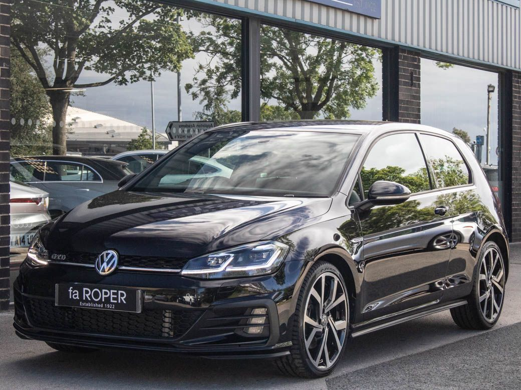 Volkswagen Golf 2.0 TDI GTD 3 door DSG 184ps Hatchback Diesel Black Deep MetallicVolkswagen Golf 2.0 TDI GTD 3 door DSG 184ps Hatchback Diesel Black Deep Metallic at fa Roper Ltd Bradford