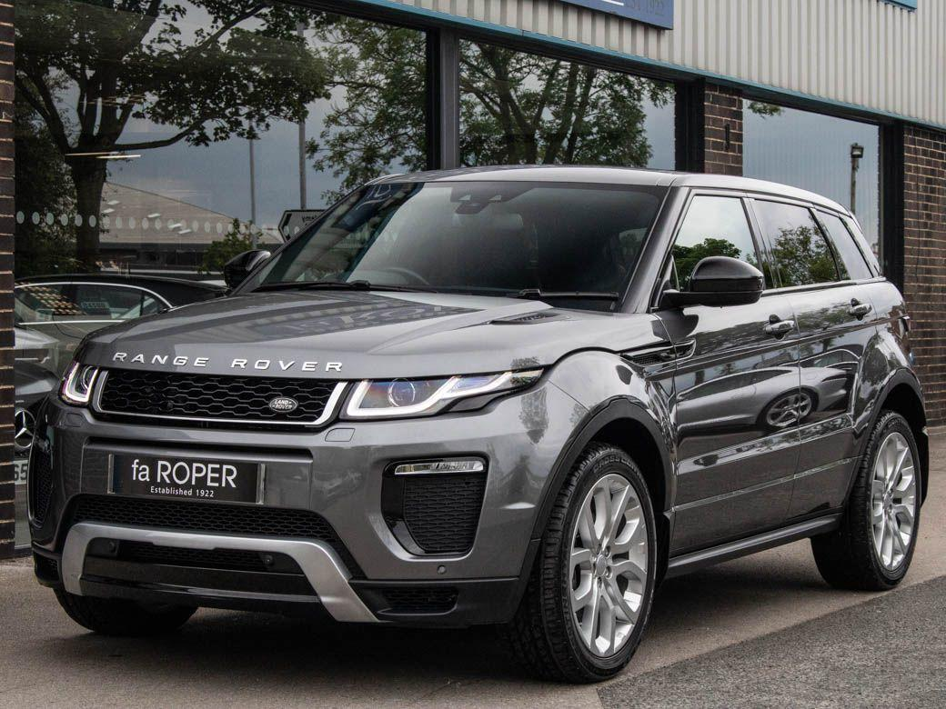 Land Rover Range Rover Evoque 2.0TD4 HSE Dynamic 5dr Auto (Pan Roof) Estate Diesel Corris Grey MetallicLand Rover Range Rover Evoque 2.0TD4 HSE Dynamic 5dr Auto (Pan Roof) Estate Diesel Corris Grey Metallic at fa Roper Ltd Bradford