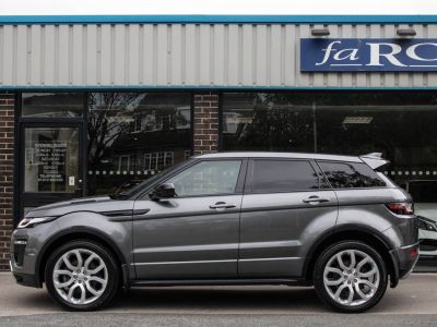 Land Rover Range Rover Evoque 2.0TD4 HSE Dynamic 5dr Auto (Pan Roof) Estate Diesel Corris Grey Metallic