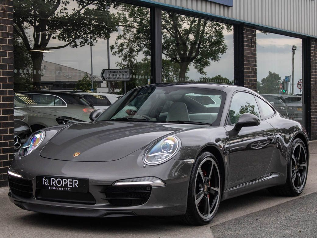 Porsche 911 991 Carrera 3.8 S PDK Coupe Petrol Agate Grey MetallicPorsche 911 991 Carrera 3.8 S PDK Coupe Petrol Agate Grey Metallic at fa Roper Ltd Bradford