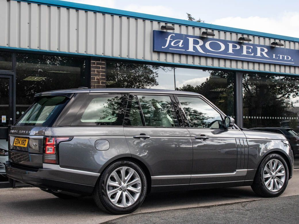 Land Rover Range Rover 3.0 TDV6 Vogue Auto Estate Diesel Corris Grey Metallic