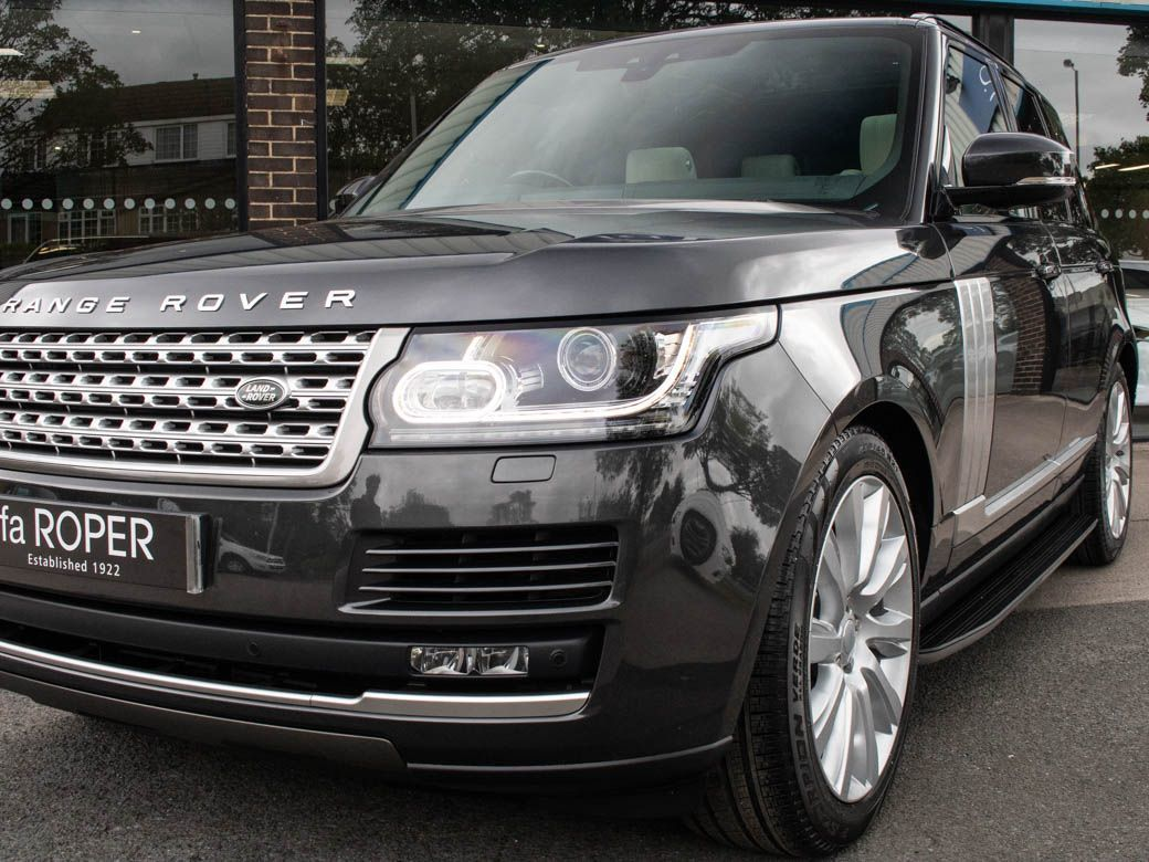 Land Rover Range Rover 3.0 TDV6 Vogue Auto Estate Diesel Carpathian Grey Metallic
