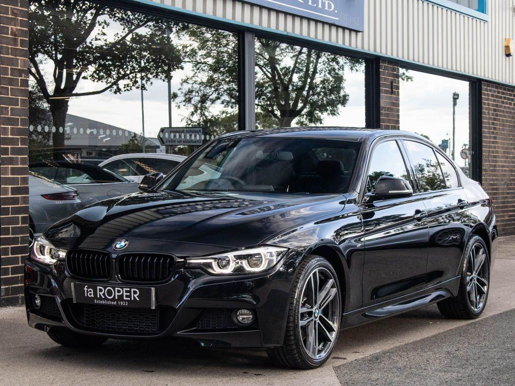 BMW 3 Series 2.0 320d xDrive M Sport Shadow Edition Auto Saloon Diesel Black Sapphire MetallicBMW 3 Series 2.0 320d xDrive M Sport Shadow Edition Auto Saloon Diesel Black Sapphire Metallic at fa Roper Ltd Bradford
