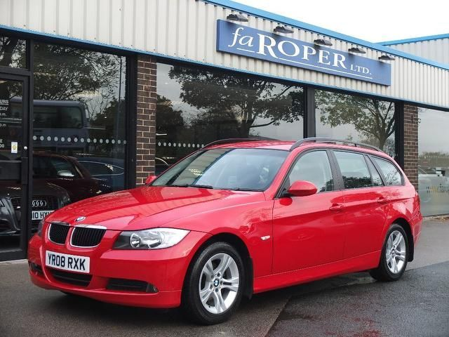 BMW 3 Series 2.0 318i SE Touring [143] 5dr Estate Petrol Crimson RedBMW 3 Series 2.0 318i SE Touring [143] 5dr Estate Petrol Crimson Red at fa Roper Ltd Bradford
