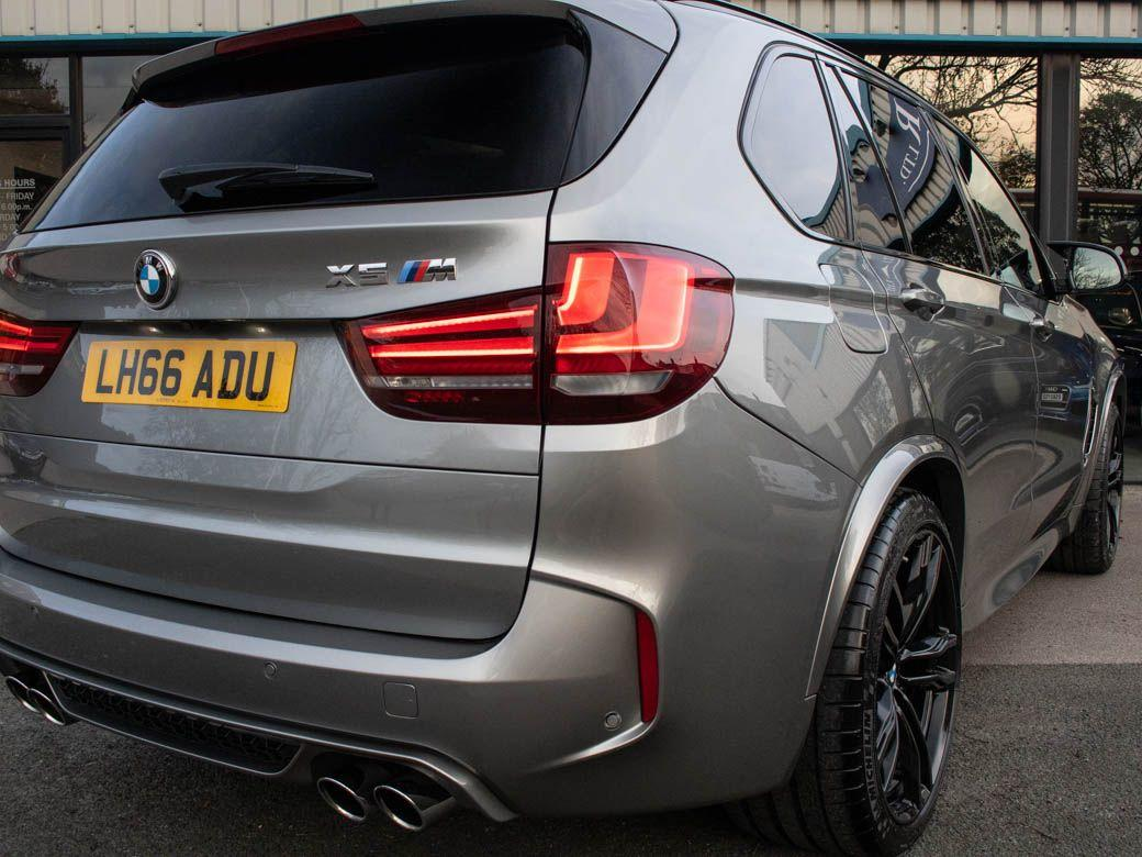 BMW X5 M xDrive 4.4 Auto Estate Petrol Donnington Grey Metallic