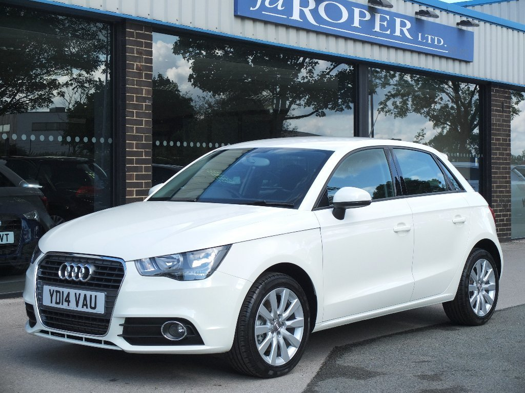 Second hand audi a1 sportback 1 6tdi sport 5 door for sale for Garage audi a1