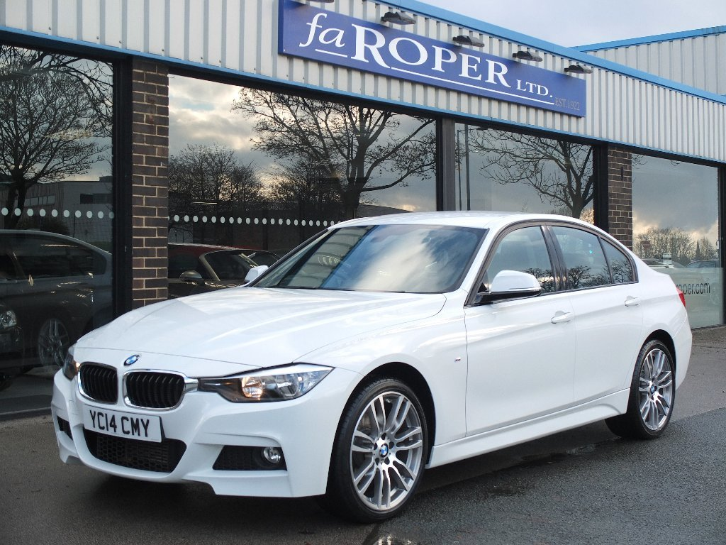 second hand bmw 3 series 2 0td s s 320d xdrive m sport 4wd automatic media pack for sale in. Black Bedroom Furniture Sets. Home Design Ideas