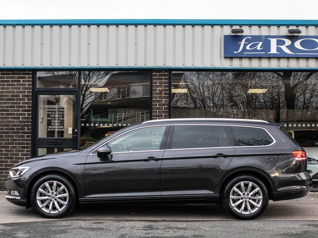 Volkswagen Passat 2.0 TDI SE Business Estate DSG Auto 150ps Estate Diesel Manganese Grey Metallic