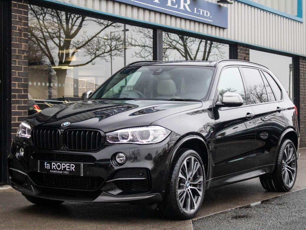 BMW X5 3.0 xDrive M50d Auto 7 Seat Estate Diesel Black Sapphire MetallicBMW X5 3.0 xDrive M50d Auto 7 Seat Estate Diesel Black Sapphire Metallic at fa Roper Ltd Bradford