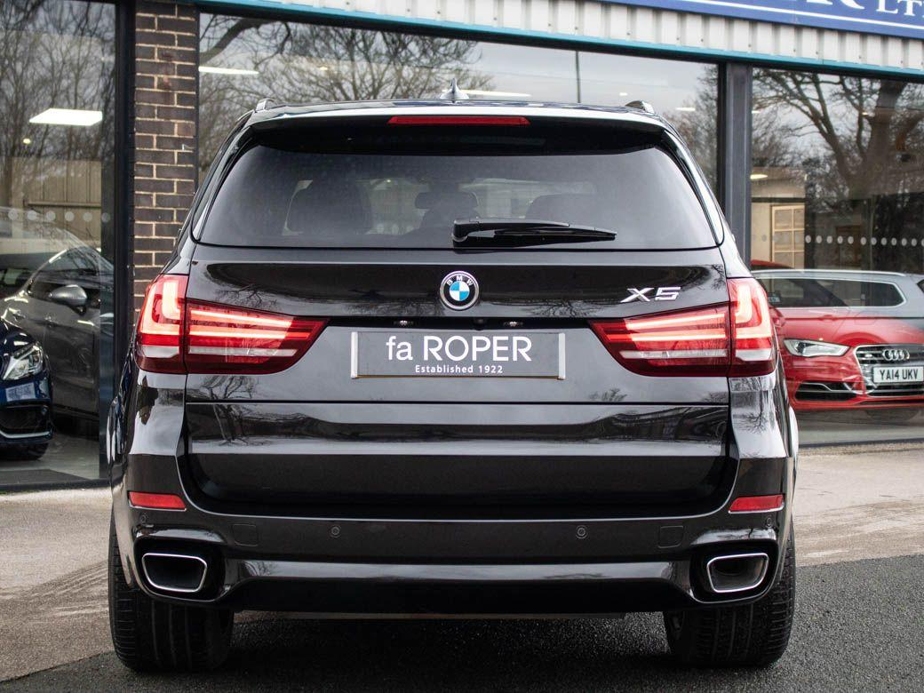 BMW X5 2.0 xDrive40e M Sport Auto Estate Petrol / Electric Hybrid Black Sapphire Metallic