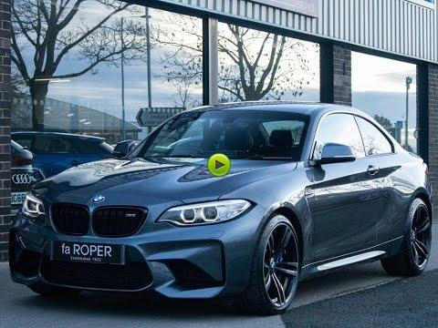 BMW M2 3.0 Manual 6 Speed 370bhp Coupe Petrol Mineral Grey Metallic
